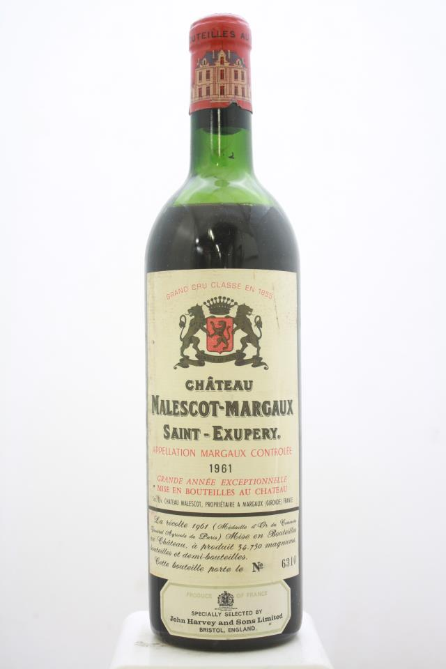 Malescot Saint-Exupéry 1961
