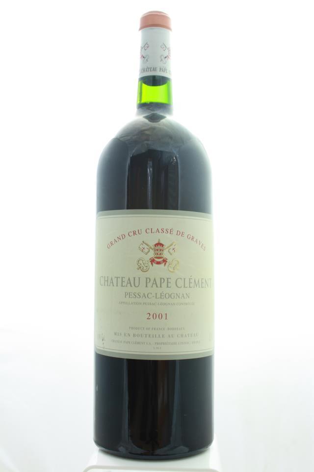 Pape Clément 2001