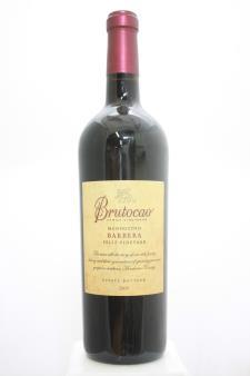 Brutocao Barbera Feliz Vineyard 2009