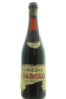 Damilano Barolo 1962