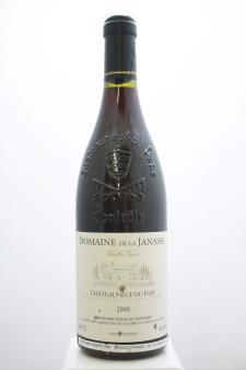 Domaine de La Janasse Châteauneuf-du-Pape Vieilles Vignes 2000