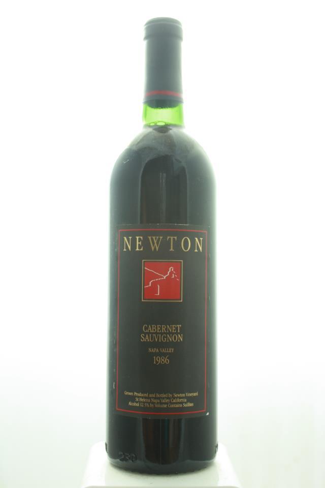 Newton Cabernet Sauvignon 1986