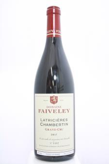 Faiveley (Domaine) Latricières-Chambertin 2017