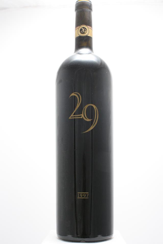 Vineyard 29 Cabernet Sauvignon 29 Estate 1997
