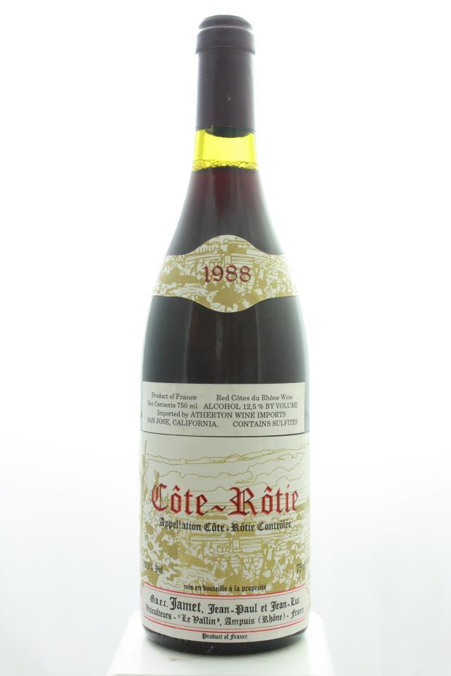 Jamet Côte-Rôtie 1988