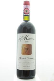 Le Miccine Chianti Classico 2003