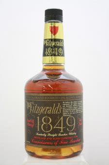 Old Fitzgerald Kentucky Sour Mash Bourbon Whiskey 1849 NV