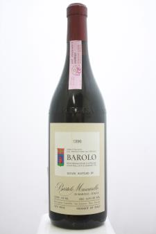 Bartolo Mascarello Barolo 1996