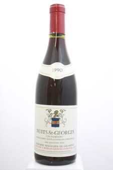 Machard de Gramont Nuits-Saint-Georges Les Damodes 1990