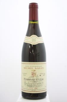 Michel Saban Pommard Clos Blanc Cuvée Privée Limitée Vieilles Vignes 2004