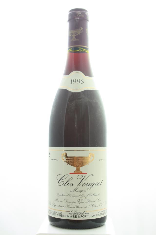 Gros Frère et Sœur Clos de Vougeot Musigni 1995