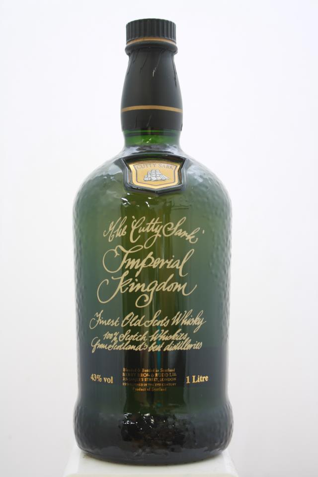 Cutty Sark Scotch Whisky Imperial Kingdom NV
