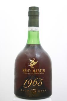Remy Martin Grande Champagne Cognac 1965 Edition Rare NV