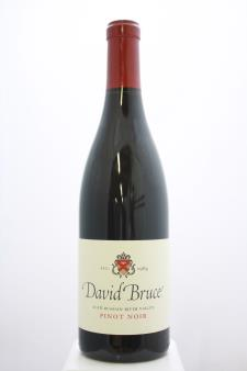 David Bruce Pinot Noir Russian River Valley 2009