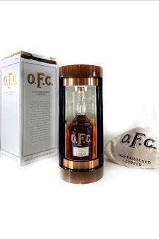 "Buffalo Trace Distillery Kentucky Straight Bourbon Whiskey ""O.F.C."" Old Fashioned Copper 1995"