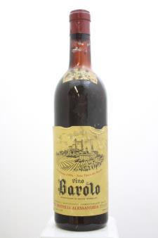 Alessandria Barolo 1968