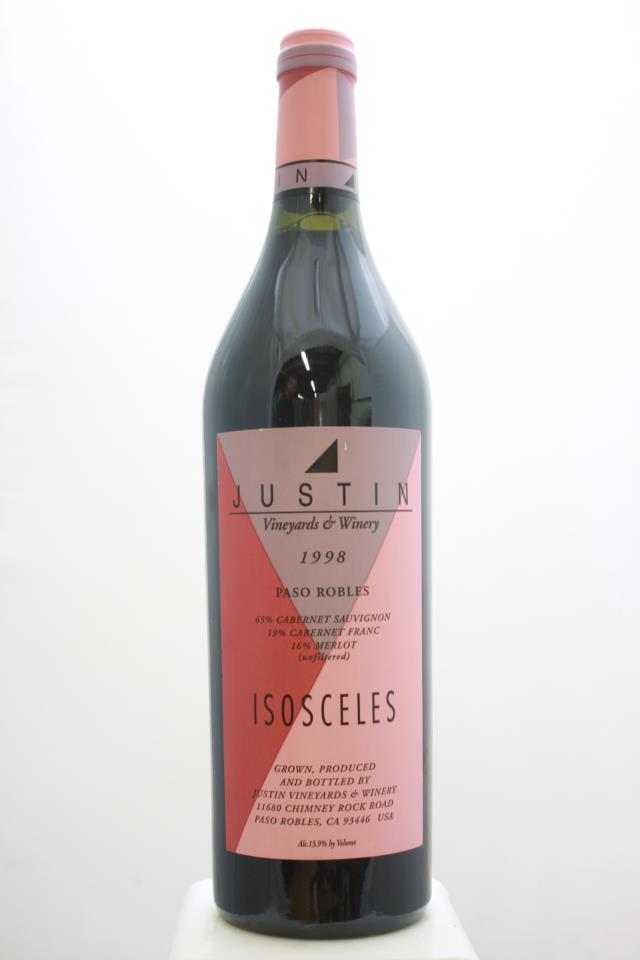 Justin Isosceles 1998