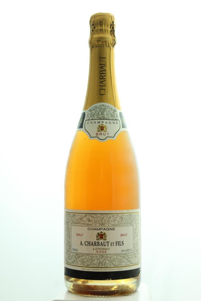 A. Charbaut Rosé Brut NV