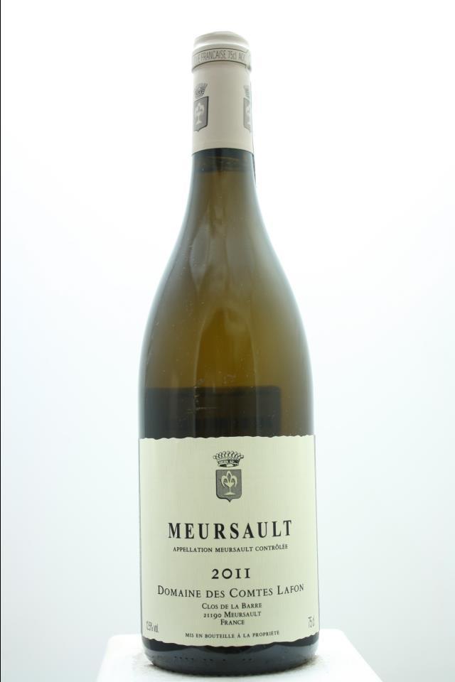 Domaine des Comtes Lafon Meursault 2011