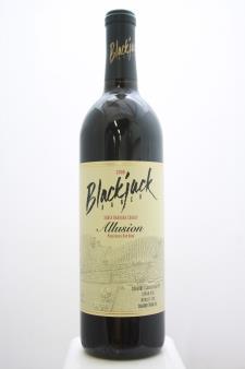 Blackjack Ranch Proprietary Red Allusion 2008