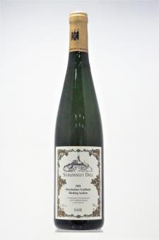 Schlossgut Diel Dorsheimer Goldloch Riesling Auslese Goldkapsel 2001