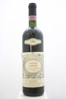 Lamole di Lamole Chianti Classico Riserva 1994