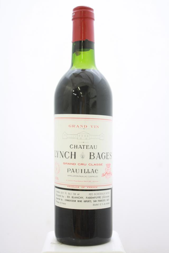 Lynch-Bages 1976