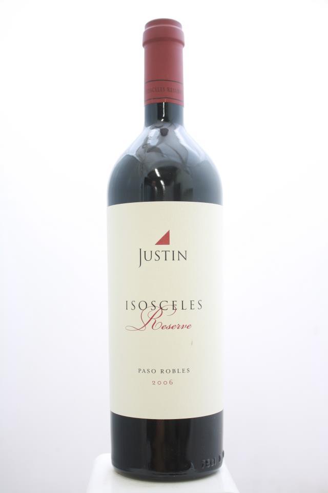 Justin Isosceles Reserve 2006