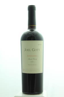 Joel Gott Zinfandel Dillan Ranch 2000
