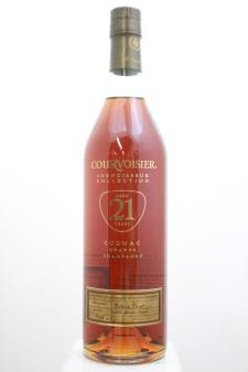 Courvoisier Grande Champagne Cognac Connoisseur Collection 21-Years-Old NV