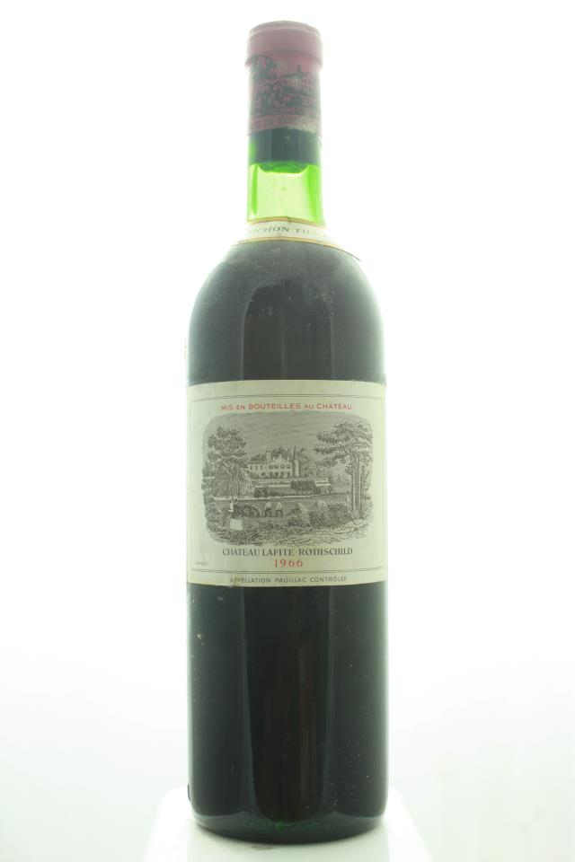 Lafite Rothschild 1966