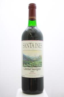 Santa Ines Cabernet Sauvignon 1991
