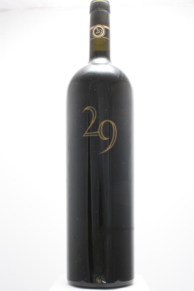 Vineyard 29 Cabernet Sauvignon 29 Estate 1993