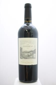 D.R. Stephens Cabernet Sauvignon Moose Valley Vineyard 2001
