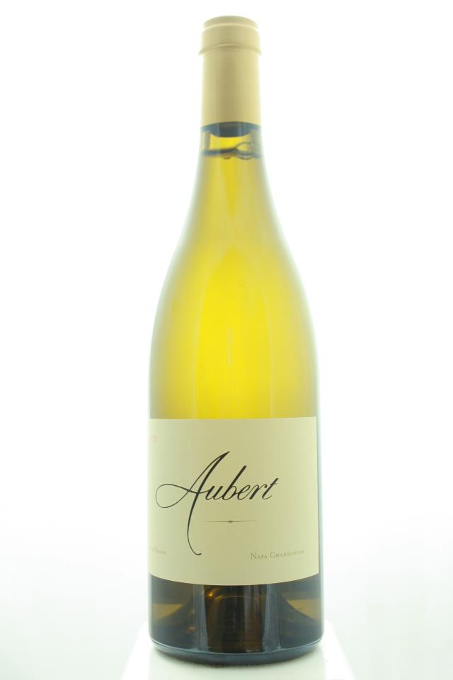 Aubert Chardonnay Estate Sugar Shack 2013