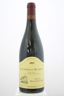 Perrot Minot Chambolle Musigny Vieilles Vignes 2005