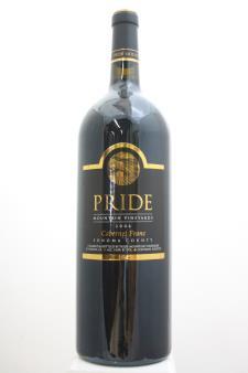 Pride Mountain Cabernet Franc 2006
