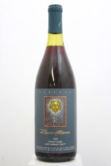 Zaca Mesa Pinot Noir Reserve 1988
