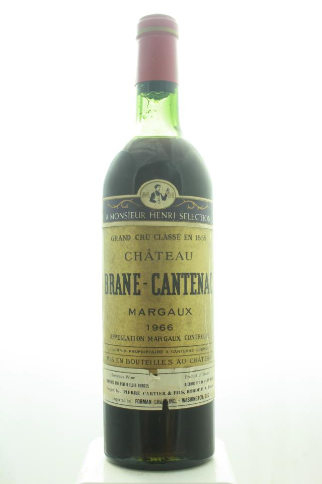 Brane-Cantenac 1966