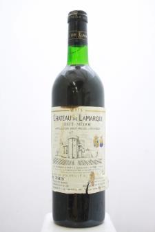 Lamarque Medoc 1975