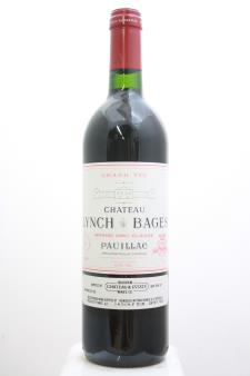 Lynch-Bages 1989