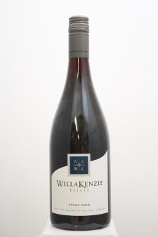 WillaKenzie Estate Pinot Noir 2016
