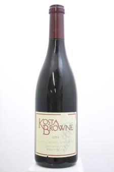 Kosta Browne Pinot Noir Gap