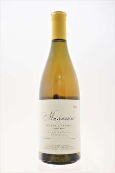 Marcassin Chardonnay Gauer Vineyard Upper Barn 1997