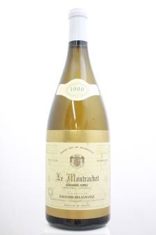 Gagnard Delagrange Montrachet 1999