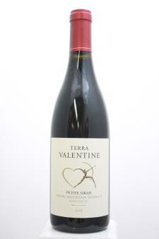 Terra Valentine Petite Sirah 2015