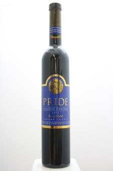 Pride Mountain Sangiovese 2012