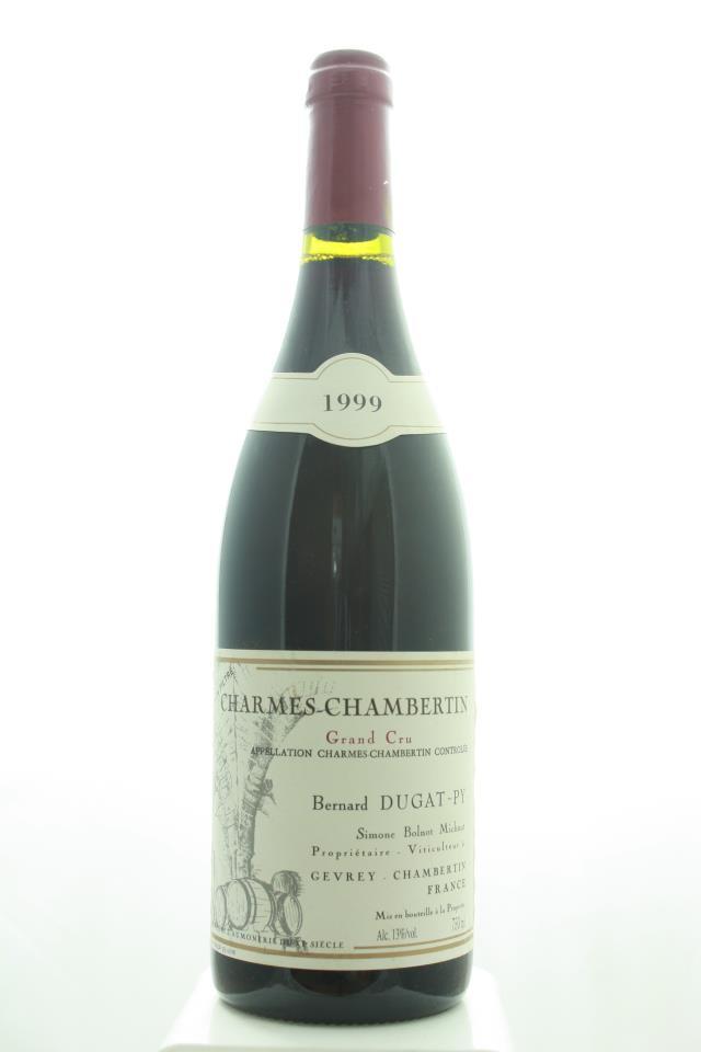 Dugat-Py Charmes-Chambertin 1999