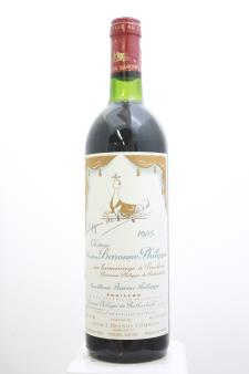 Mouton Baronne Philippe 1983