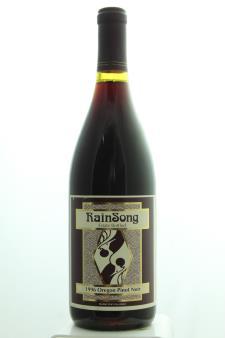 RainSong Pinot Noir Estate 1996